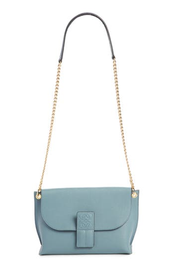 Loewe Avenue Leather Crossbody..
