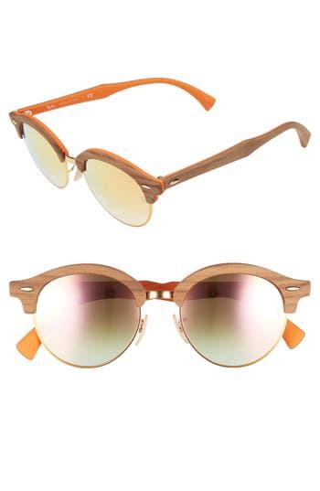 185a1fa413 ray ban gatsby 46mm mirrored round sunglasses finns på PricePi.com.