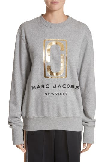 MARC JACOBS Logo Sweatshirt