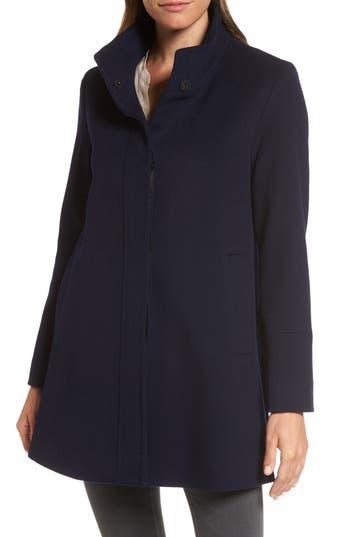 Fleurette Wool Car Coat (Nordstrom Exclusive)