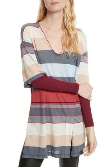 Free People Kate Stripe Tunic