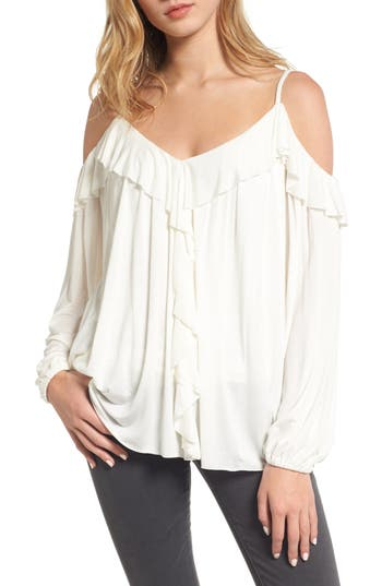 Bailey 44 Fairy Tale Cold Shoulder Top