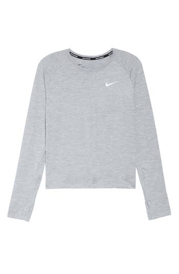 Nike Dry Element Crop Top