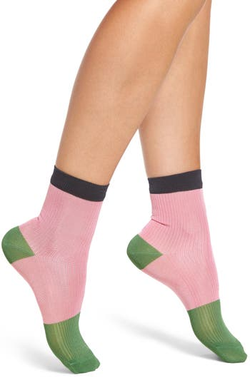Hysteria by Happy Socks Janna Colorblock Socks