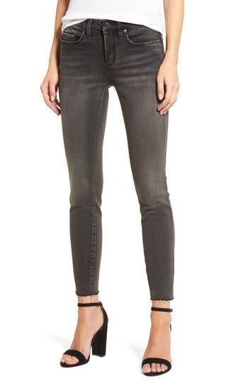 BLANKNYC Magic Trick Raw Hem Skinny Jeans