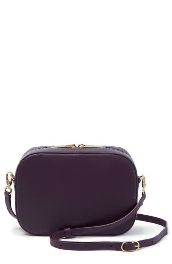 Pop & Suki Bigger Leather Camera Bag (Nordstrom Exclusive)