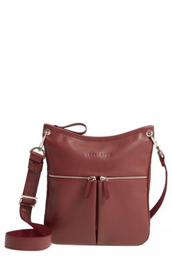 Longchamp 'Veau' Leather C..