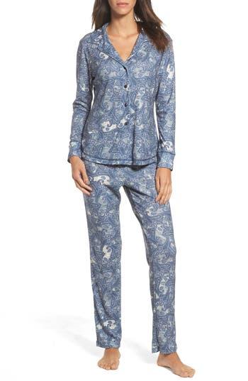 Love+Grace Clara Flannel Pajamas
