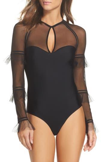 Thistle & Spire Lorimer Long Sleeve Bodysuit