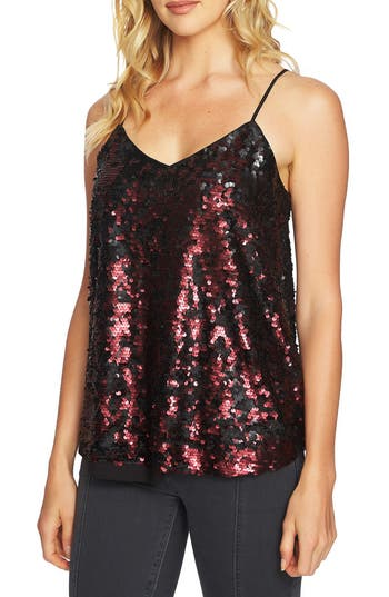 1.STATE Sequin Camisole