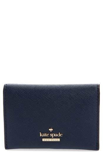 kate spade new york cameron street - farren leather card case