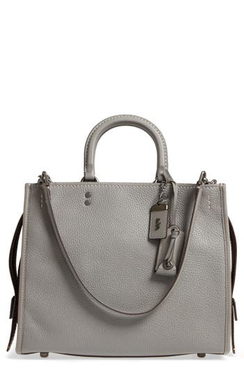 COACH 1941 Rogue Leather &..