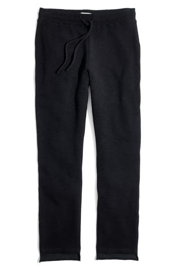Madewell Step Hem Sweatpants