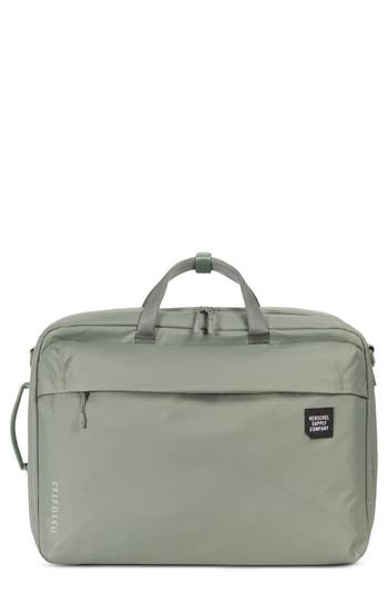 Herschel Supply Co Britannia XL Convertible Messenger Bag