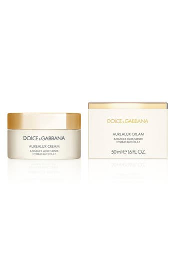 Alternate Image 2  - Dolce&Gabbana Beauty 'Aurealux' Cream Radiance Moisturizer