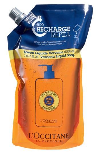 'Verbena' Liquid Soap Eco-Refill,                         Main,                         color, No Color