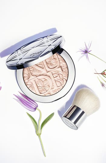 Alternate Image 2  - Dior 'Diorskin Nude Air - Glowing Gardens' Illuminating Powder