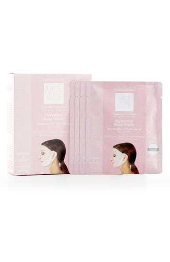 Lace Your Face Hydrating Rose Water Compression Facial Mask,                             Alternate thumbnail 2, color,                             None