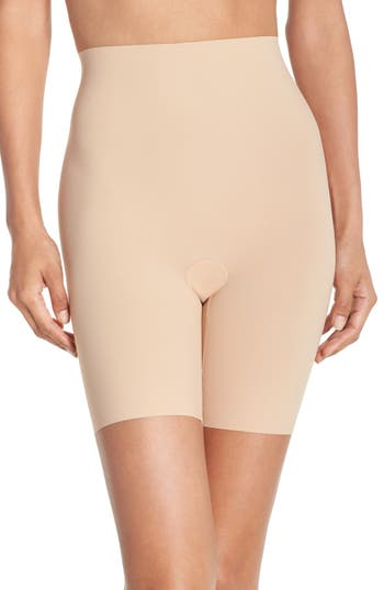 Commando 'Control' High Waist Shaping Shorts