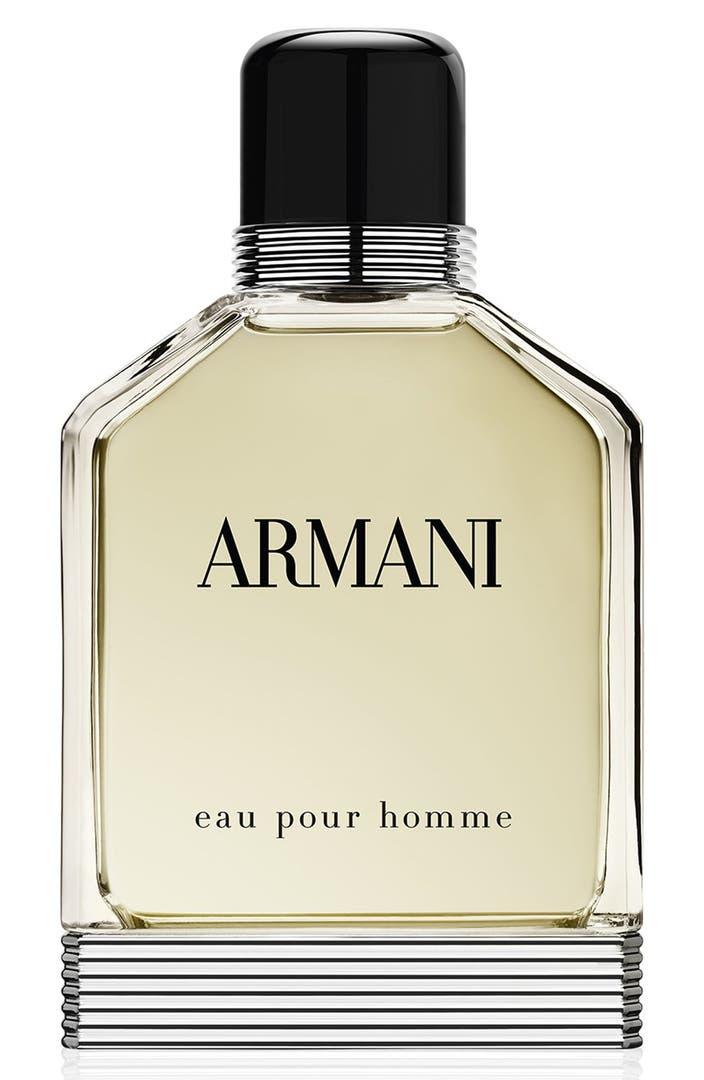 giorgio armani 39 eaux pour homme 39 eau de toilette spray. Black Bedroom Furniture Sets. Home Design Ideas