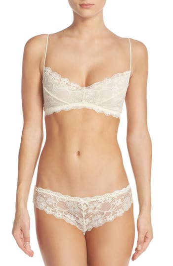 HONEYDEW INTIMATES Camellia Lace Bralette