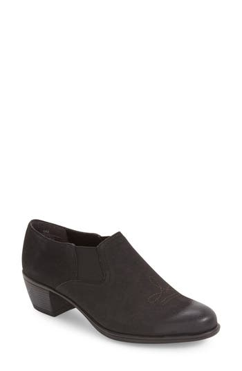Munro Silverton Water Resistant Ankle Bootie (Women)