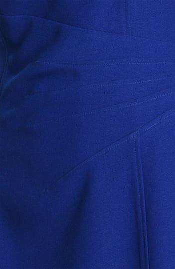 Alternate Image 3  - Tahari by Arthur S. Levine Short Sleeve Crepe Sheath Dress
