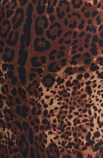 Alternate Image 3  - Vince Camuto Print Pencil Skirt (Plus Size)