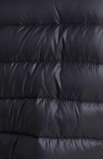 Alternate Image 3  - Calvin Klein Knit Sleeve Down Jacket