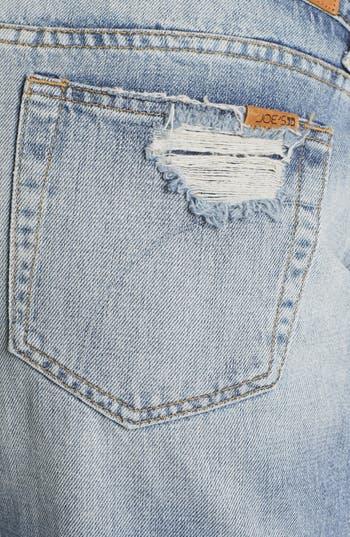 Alternate Image 3  - Joe's 'Easy Highwater' Destroyed Jeans (Keerst)