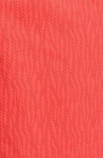 Alternate Image 3  - Adrianna Papell Textured Sheath Dress