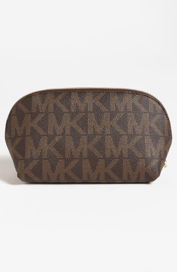 Alternate Image 4  - MICHAEL Michael Kors 'Jet Set Signature' Cosmetics Bag