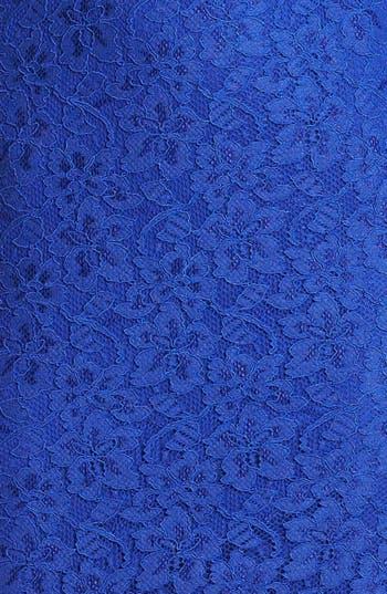 Alternate Image 3  - Diane von Furstenberg 'Zarita' Lace Sheath Dress