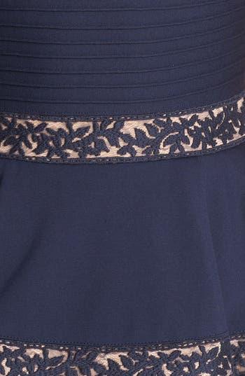 Alternate Image 3  - Tadashi Shoji Peplum Sheath Dress