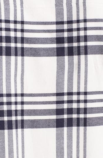 Alternate Image 4  - Elizabeth and James 'Pam' Plaid Flannel Shirt