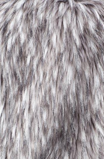 Alternate Image 3  - Kristen Blake Faux Shearling & Faux Fur Moto Jacket (Nordstrom Exclusive)