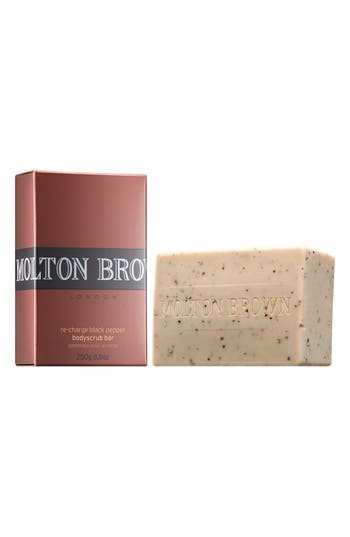 Alternate Image 1 Selected - MOLTON BROWN London 'Re-Charge - Black Pepper' Bodyscrub Bar