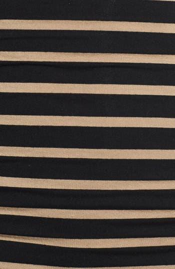 Alternate Image 3  - Hard Tail Wrap Back Stripe Dress