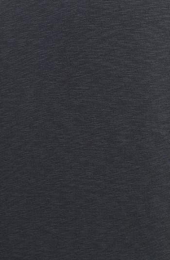 Vintage Cotton Fleece Hoodie,                             Alternate thumbnail 3, color,                             Carbon Pigment