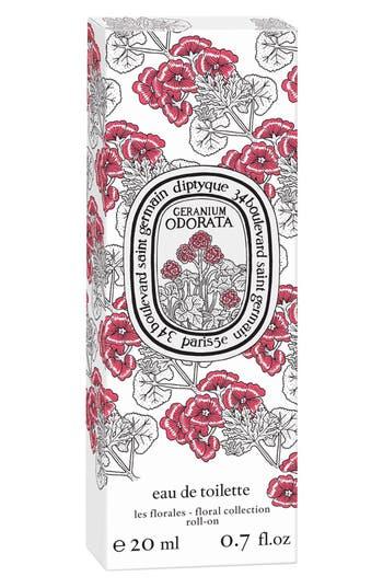 Geranium Odorata Eau de Parfum Rollerball,                             Alternate thumbnail 2, color,                             No Color