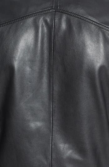 Alternate Image 3  - Marc New York 'Sherman' Trim Fit Leather Jacket