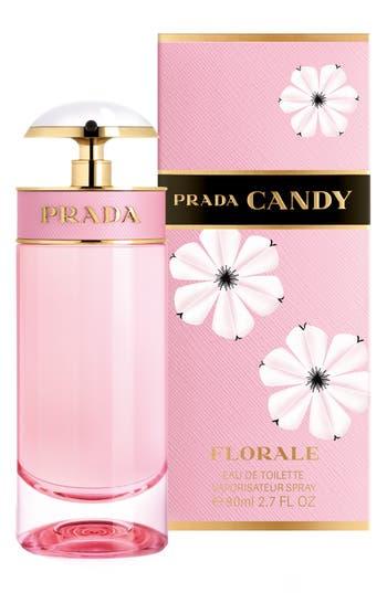 'Candy Florale' Eau de Toilette,                             Alternate thumbnail 3, color,                             No Color