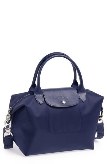 Longchamp 'Small Le Pliage Neo' Nylon Tote