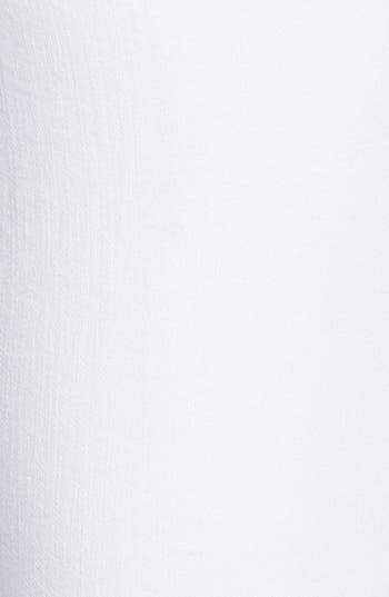 Stretch Skinny Jeans,                             Alternate thumbnail 3, color,                             White Denim