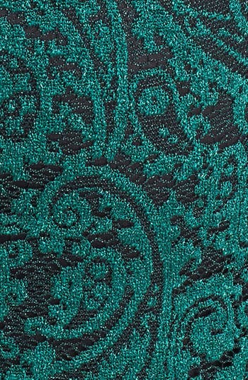 Alternate Image 3  - Maggy London Square Neck Lace Sheath Dress