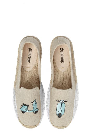 Soludos Scooter Espadrille Loafer (Women)