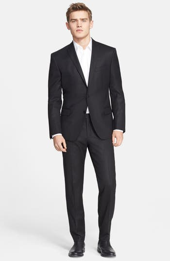 Versace Collection Trim Fit Wool Suit | Nordstrom