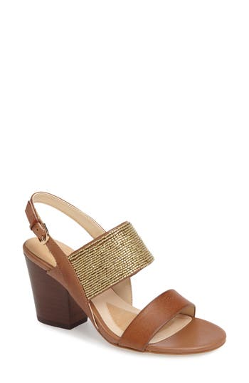 Isolá Lia Block Heel Sandal (Women)