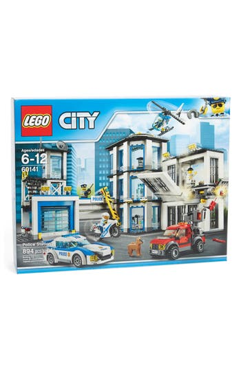 LEGO® City Police Station - 60141 | Nordstrom