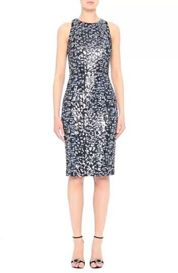 Sequin Sheath Dress, video thumbnail